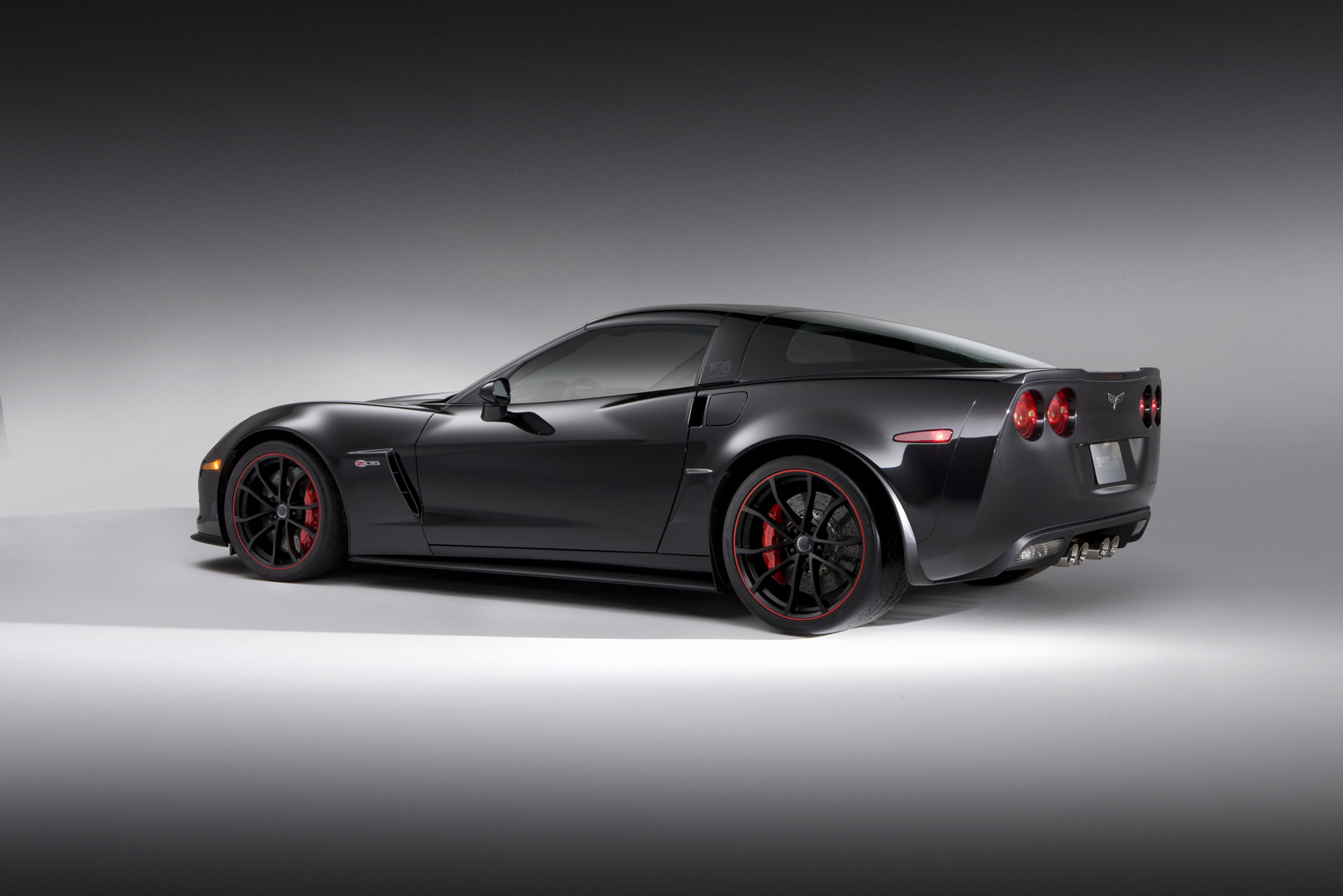 2012 Chevrolet Corvette, Side View (General Motors Corporation), manufacturer, exterior