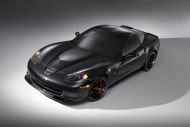 2012 Chevrolet Corvette, Overhead View (General Motors Corporation), exterior, manufacturer
