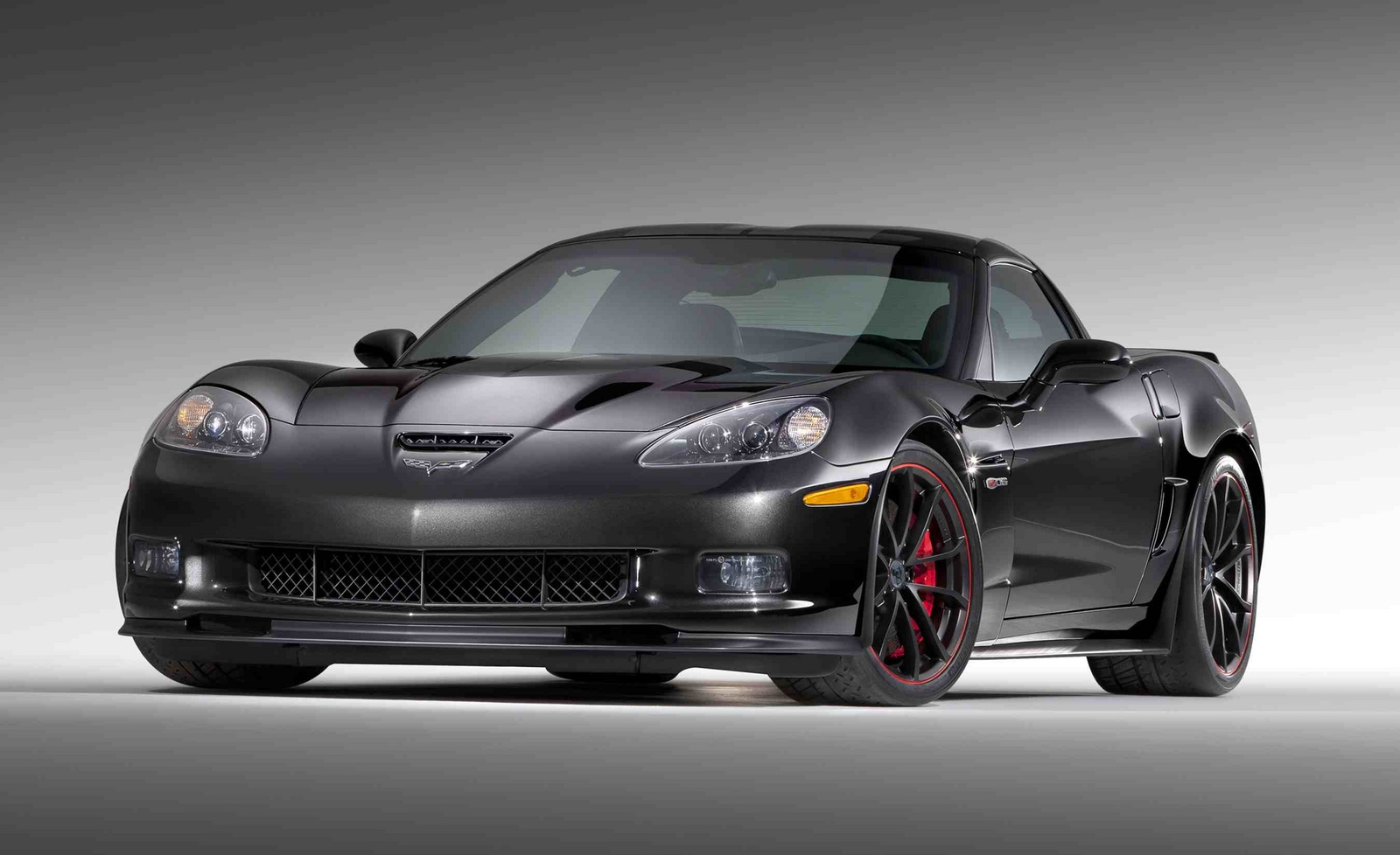 2012 Chevrolet Corvette, Front Left Quarter View, manufacturer, exterior