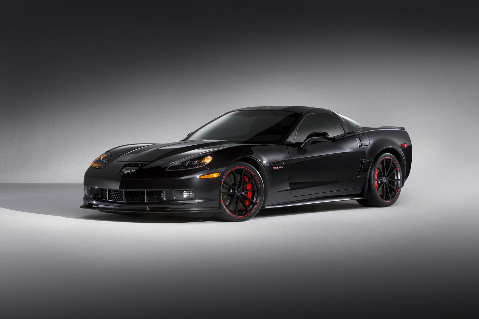 2012 Chevrolet Corvette, Front Left Quarter View (General Motors Corporation), manufacturer, exterior