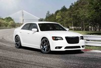 2012 Chrysler 300, Front Right Quarter View, manufacturer, exterior