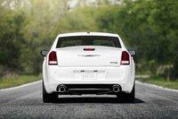 2012 Chrysler 300, Back View (Chrysler LLC), exterior, manufacturer