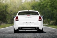 2012 Chrysler 300, Back View (Chrysler LLC), manufacturer, exterior