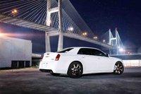 2012 Chrysler 300, Back Right Quarter View (Chrysler LLC), exterior, manufacturer