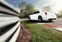 2012 Chrysler 300, Back Left Quarter View (Chrysler LLC), exterior, manufacturer