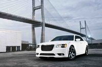 2012 Chrysler 300, Front Left Quarter View (Chrysler LLC), exterior, manufacturer