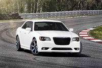2012 Chrysler 300, Front View (Chrysler LLC), exterior, manufacturer, gallery_worthy