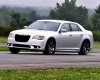 2012 Chrysler 300, Front Left Quarter VIew (Chrysler LLC), exterior, manufacturer