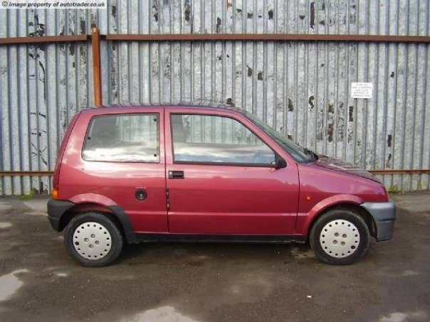 Picture of 1995 Fiat Cinquecento