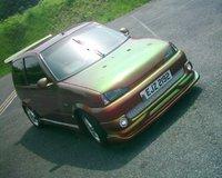 1995 FIAT Cinquecento Overview