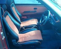 Picture of 1995 FIAT Cinquecento, interior, gallery_worthy