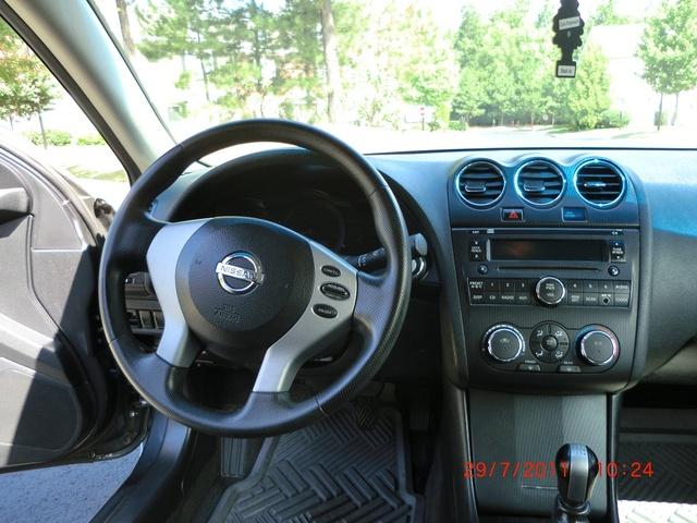 2008 Nissan Altima - Interior Pictures - CarGurus