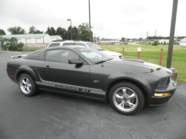 of 2007 ford mustang gt deluxe slugger owns this ford mustang check it. Black Bedroom Furniture Sets. Home Design Ideas