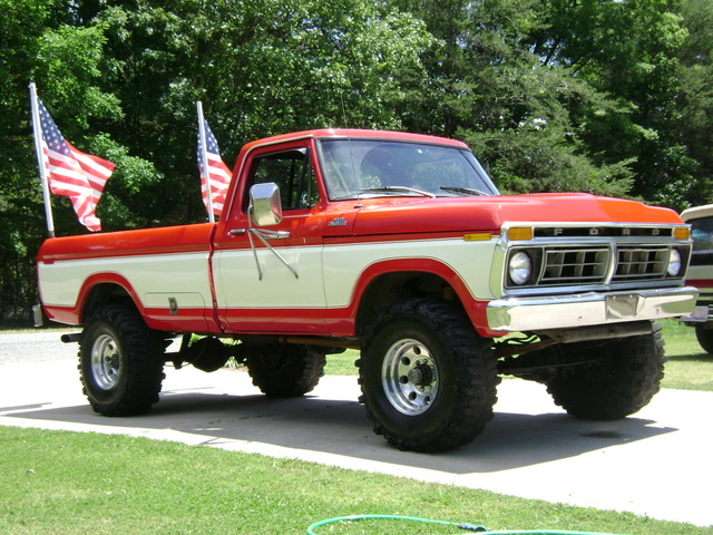 1974 Ford F-250 - Pictures - CarGurus