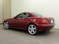 Picture of 2001 Mercedes-Benz SLK-Class 2 Dr SLK320 Convertible, exterior