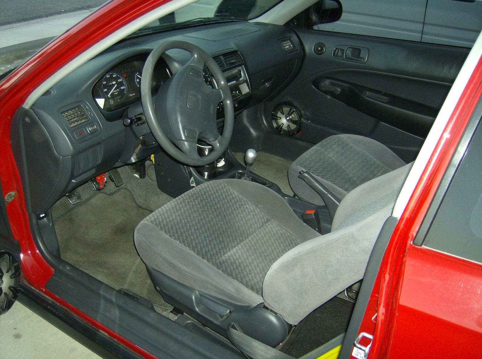 2000 Honda Civic Interior Pictures Cargurus