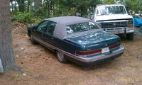 1996 Buick Roadmaster 4 Dr Sedan picture, exterior