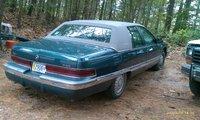 Picture of 1996 Buick Roadmaster 4 Dr Sedan, exterior