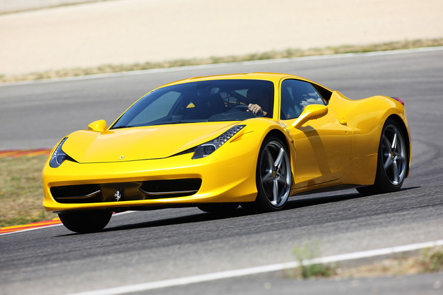 Picture of 2011 Ferrari 458 Italia Coupe, exterior, manufacturer, gallery_worthy