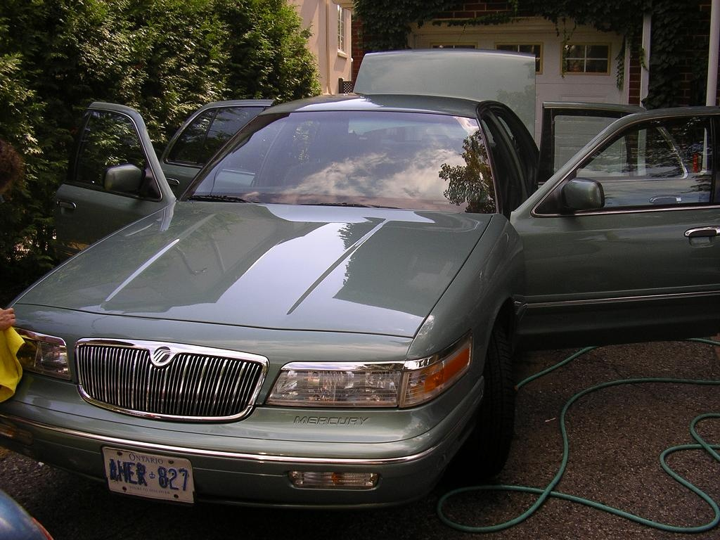 Mercury Grand Marquis Questions - New Grand Marquis owner with power