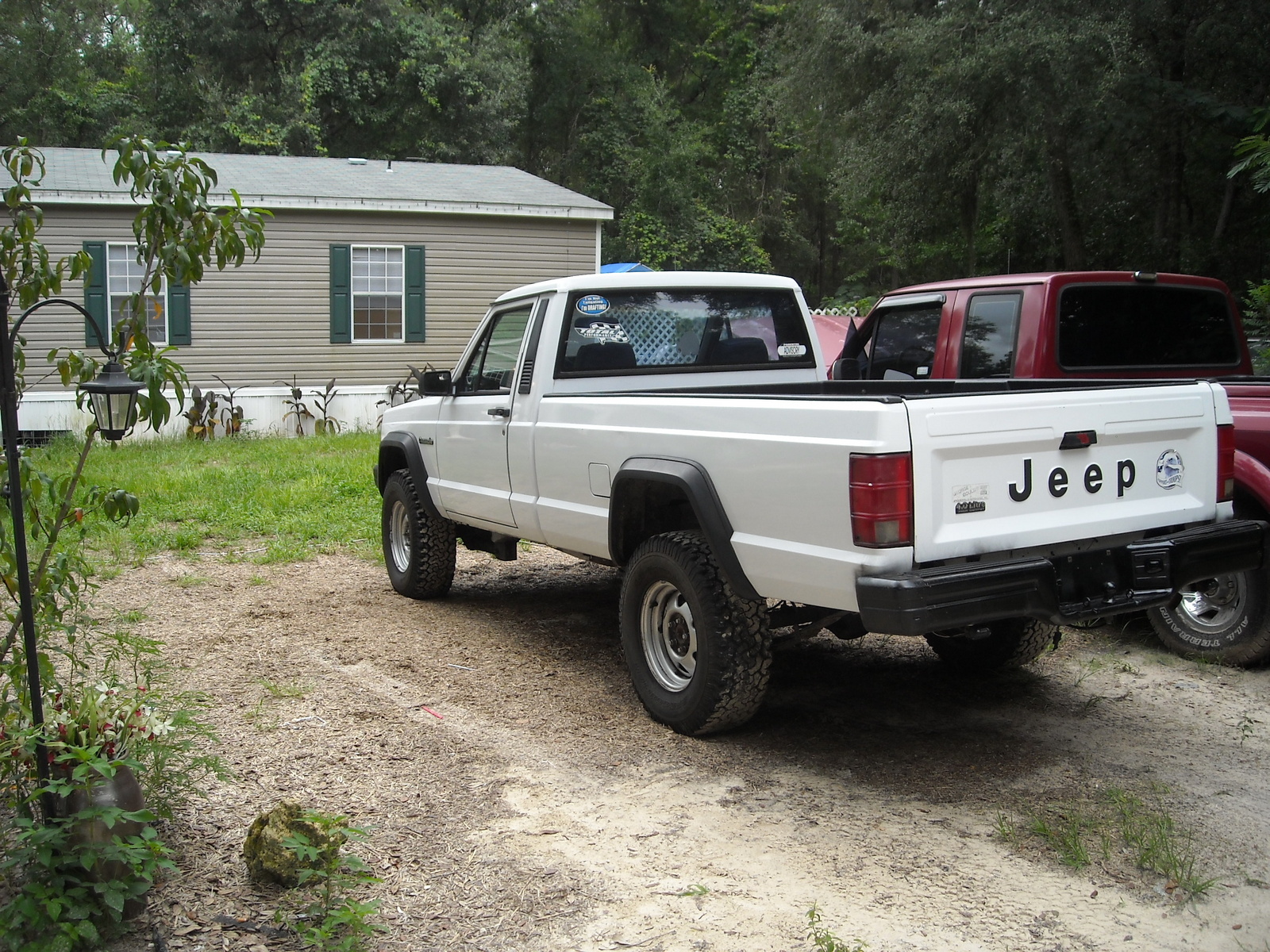 Picture of 1992 Jeep Comanche 2 Dr STD 4WD Standard Cab LB