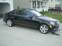 Picture of 2011 Mercedes-Benz C-Class C 350 Sport, exterior, gallery_worthy