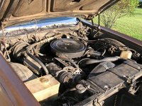 Picture of 1970 Buick Wildcat, engine