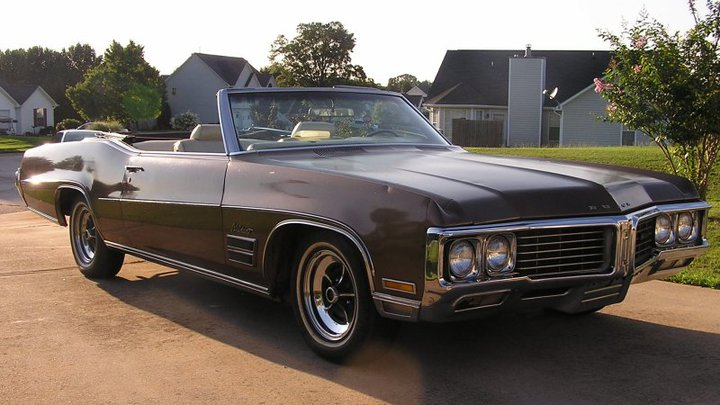 1970 buick wildcat convertible for sale. Black Bedroom Furniture Sets. Home Design Ideas