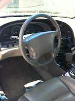 Picture of 1997 Oldsmobile Aurora 4 Dr STD Sedan, interior