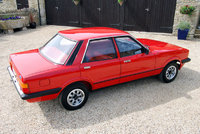 1980 Ford Cortina Overview