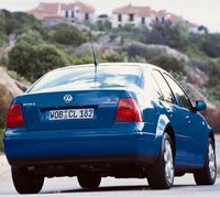1998 Volkswagen Bora Overview