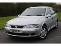 Picture of 2001 Vauxhall Vectra, exterior, gallery_worthy