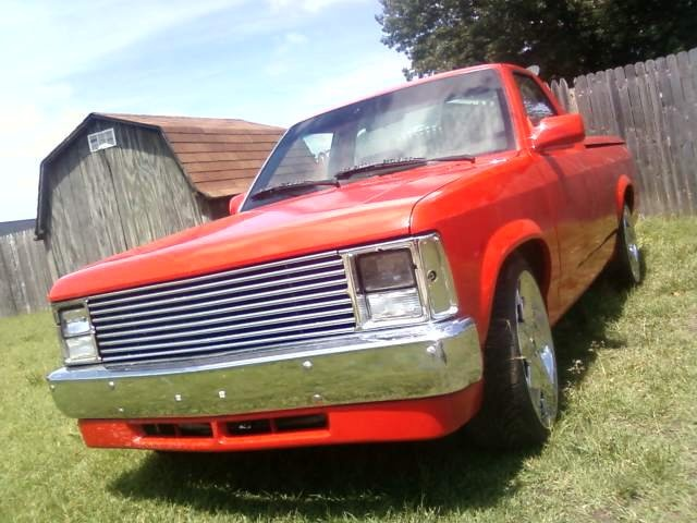 Picture of 1987 Dodge Dakota