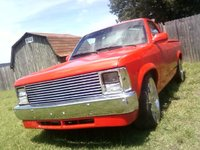 1987 Dodge Dakota Overview
