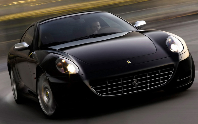 2008 Ferrari 612 Scaglietti, Front-quarter view, exterior, manufacturer, gallery_worthy