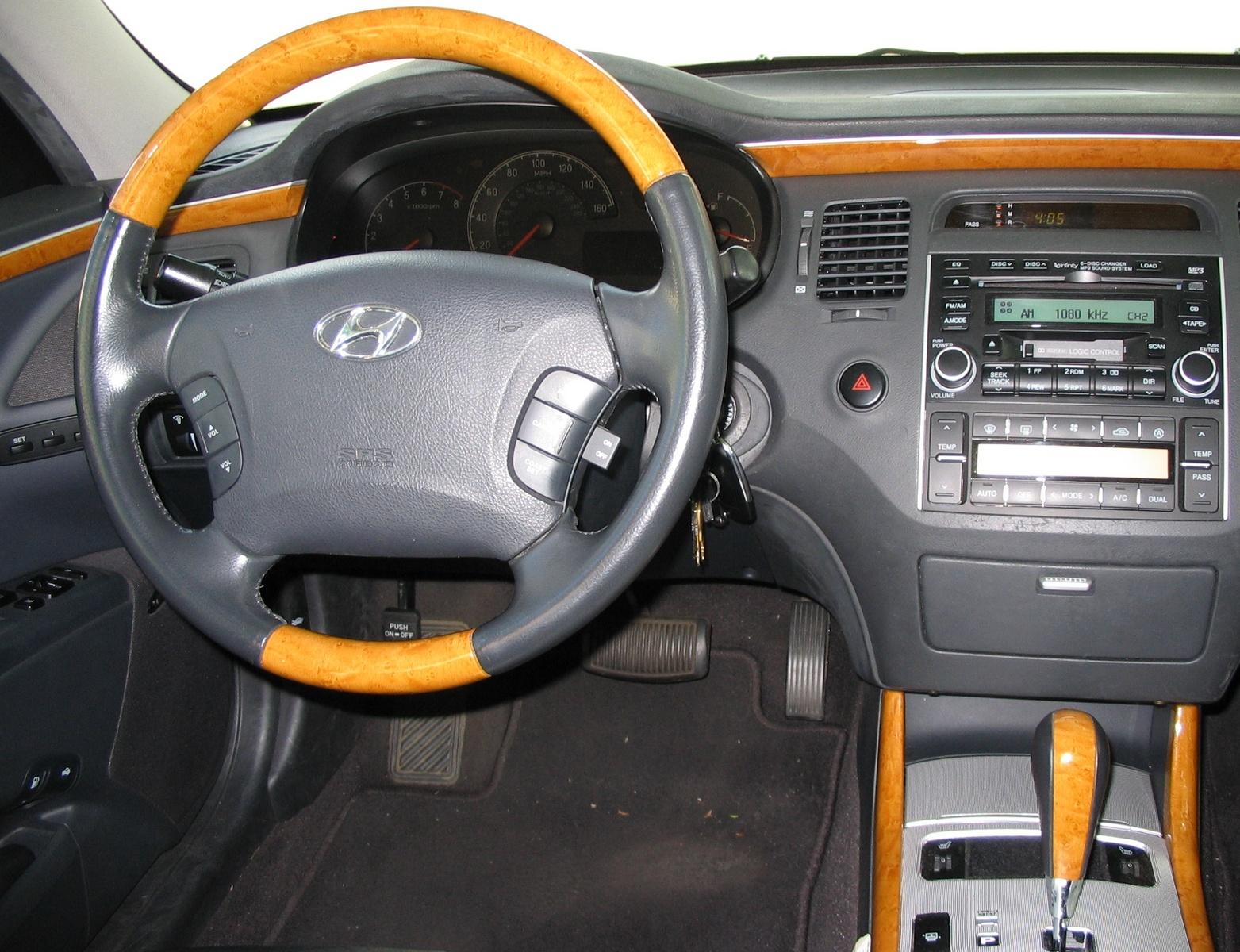 2006 Hyundai Azera Interior Pictures Cargurus