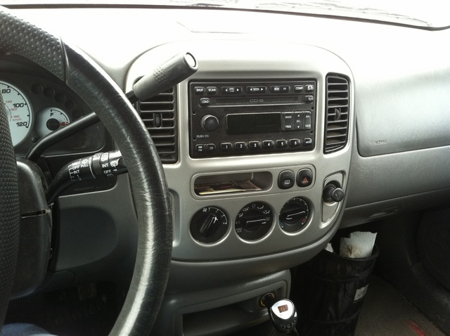 2003 Ford Escape Interior Pictures Cargurus