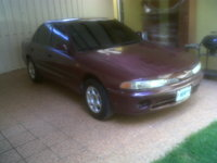 Picture of 1994 Mitsubishi Galant GS, exterior
