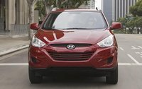 2012 Hyundai Tucson, Front View (Hyundai Motors America), exterior, manufacturer