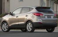 2012 Hyundai Tucson, Back Left Quarter View  (Hyundai Motors America) , exterior, manufacturer