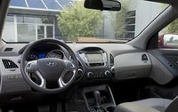 2012 Hyundai Tucson, Interior View (Hyundai Motors America), interior, manufacturer