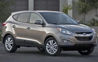 2012 Hyundai Tucson, Front Right Quarter View (Hyundai Motors America), exterior, manufacturer