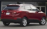 2012 Hyundai Tucson, Back Right Quarter View (Hyundai Motors America), manufacturer, exterior