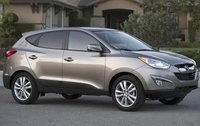 2012 Hyundai Tucson, Front Right Quarter View (Hyundai Motors America), exterior, manufacturer