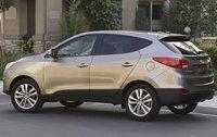 2012 Hyundai Tucson, Left Side View (Hyundai Motors America), exterior, manufacturer