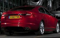 2012 Jaguar XF, Back Right Quarter View (Jaguar Cars North America), manufacturer, exterior