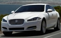 2012 Jaguar XF, Front RIght Quarter View (Jaguar Cars North America), manufacturer, exterior