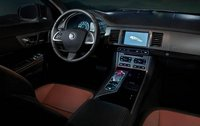 2012 Jaguar XF, Interior View (Jaguar Cars North America), manufacturer, interior