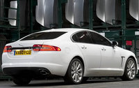 2012 Jaguar XF, Back Right Quarter View (Jaguar Cars North America), exterior, manufacturer, gallery_worthy