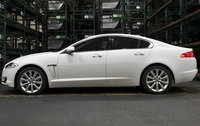 2012 Jaguar XF, Left Side View (Jaguar Cars North America), exterior, manufacturer
